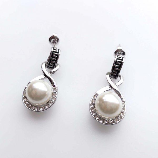Orecchini Perla Etrusca Yncanto