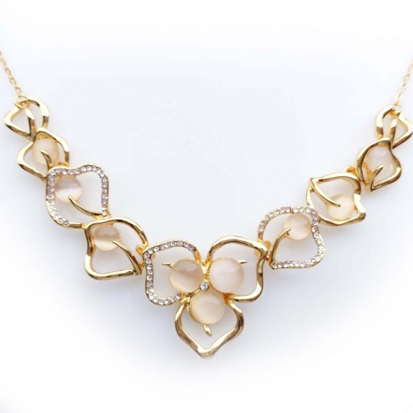 Collier Romantica Or