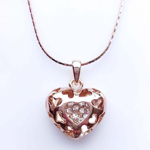 Collana Heart Yncanto