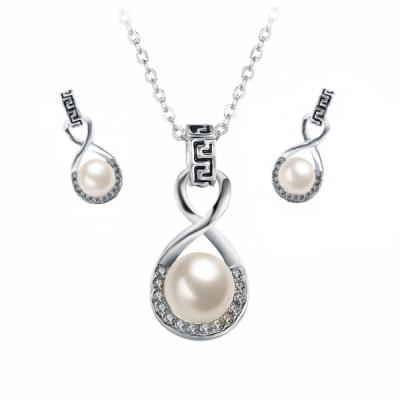 Parure Perla Etrusca
